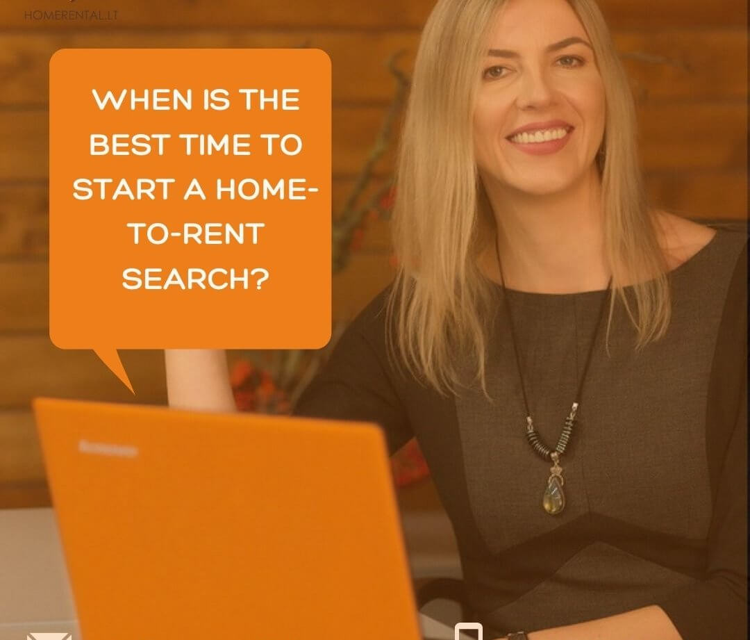 PROFFESIONAL ADVICE: WHEN IS THE BEST TIME TO START A HOME SEARCH?